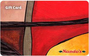 Nando's Gift Card