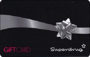 Superdrug Gift Card