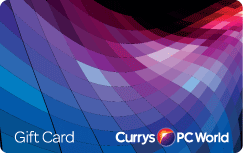 Currys Gift Card