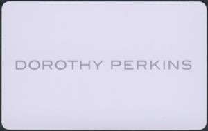 Dorothy Perkins Gift Card