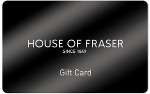House of Fraser Giftcard