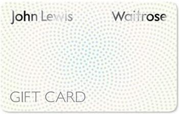 John Lewis & Partners Gift card Balance