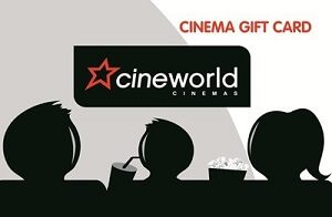 Cineworld Gift Card