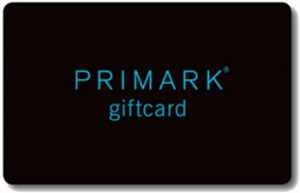 Primark Gift Card