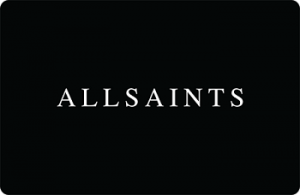 All Saints Gift Card