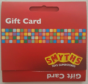 Smyths Gift Card