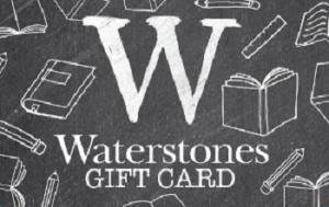Waterstones Gift Card