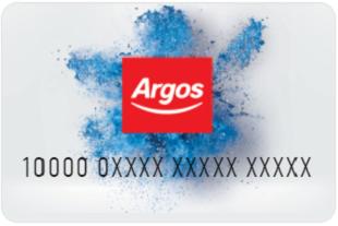 Argos Gift Card Balance