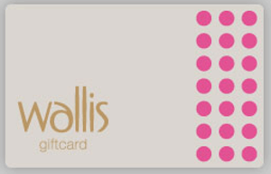 Wallis Gift Card Balance
