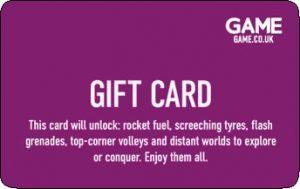 Game Gift Card Balance
