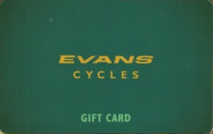 Evans Cycles Gift Card