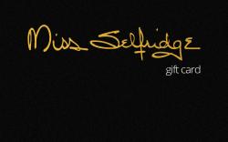 Miss Selfridge Gift Card
