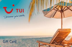 TUI Gift Card Balance